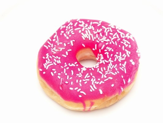 According to Harvard experts, the donut sugar is fine, but its fat will kill you.
