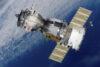RF satellite communication