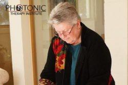 Light therapist Kay Aubrey-Chemine