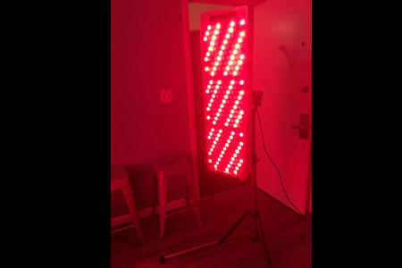 lightpathled large red infrared studio