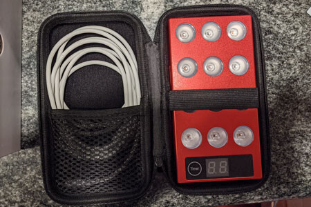 5 Spazer Unboxing: Neatly packed with USB cord