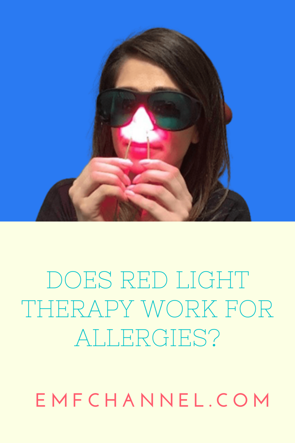 Does Red Light Therapy Work for Allergies?