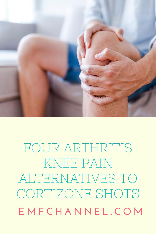 Four Arthritis Knee Pain Alternatives to Cortizone Shots