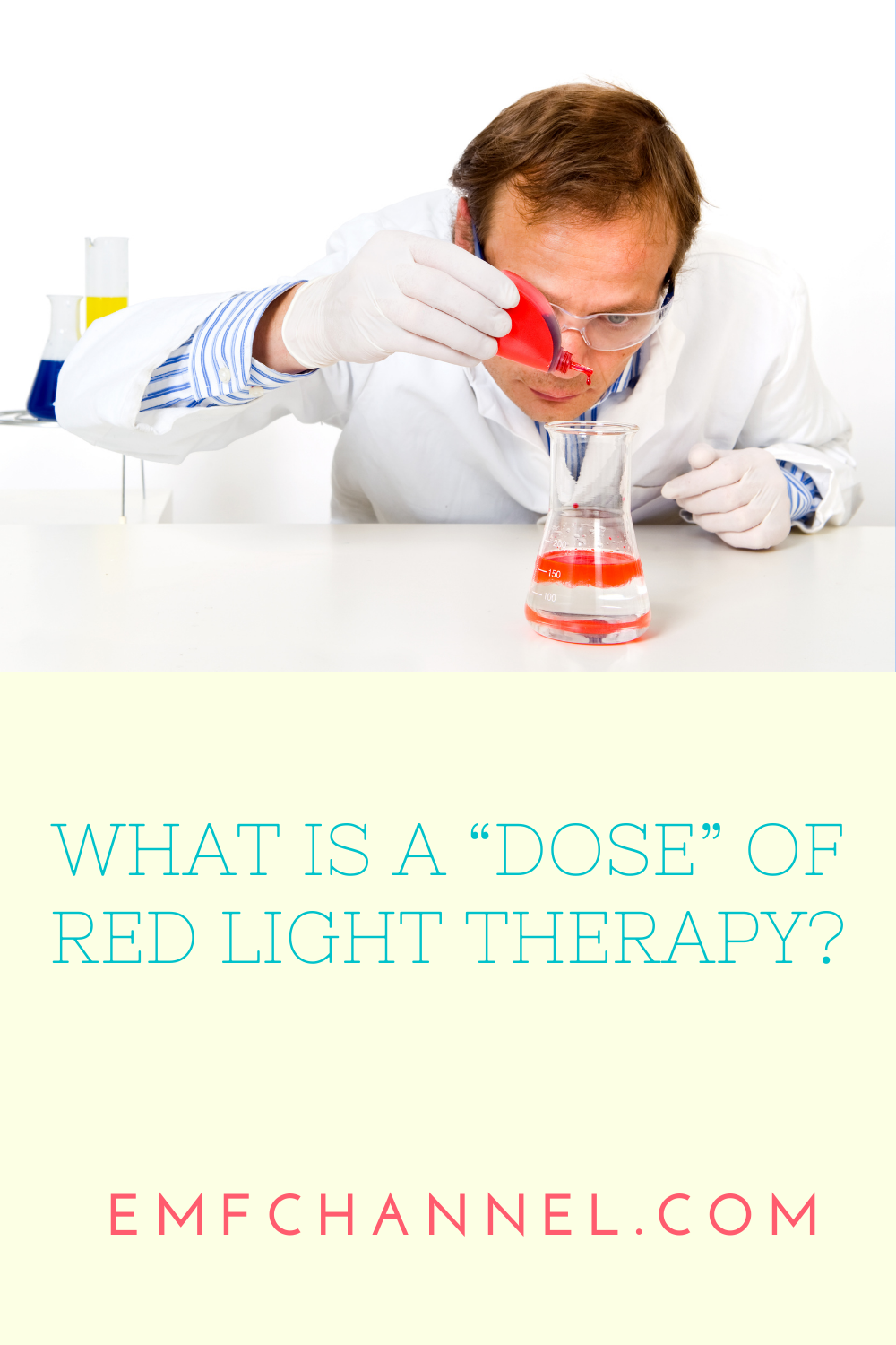 """What is a """"Dose"""" of Red LIght Therapy?"""