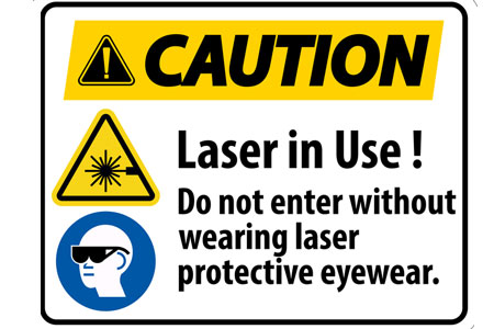 Non-laser light can hurt eyes too